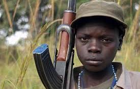 Leszerelik a gyerekkatonákat a Közép-afrikai Köztársaságban
