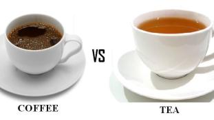 A tea a Kelet, a kávé a Nyugat itala