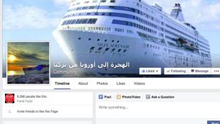 """Facebookon hirdetnek """"olasz utakat"""" az embercsempészek"""