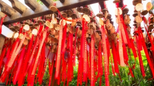 Elloptak ezer szélharangot, bezárt a kínai fesztivál