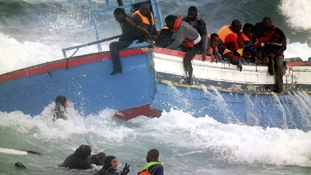Pokol a menekültek élete Líbiában