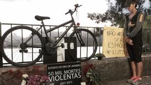 Késelők tartják félelemben Rio elit negyedének lakóit