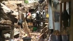 Fiatal lány robbantotta fel magát Nigériában