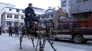Itt a 15 legdurvább házi robot és jármű Kínából
