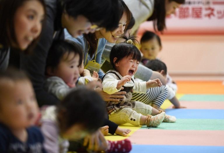 JAPAN-LIFESTYLE-FAMILY-CHILDREN