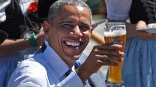 Obama elnök sörös reggelije, avagy kezdjük-e a napot alkohollal?