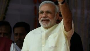 Modi lesz India első miniszterelnöke, aki Izraelbe látogat