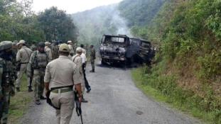 Mi folyik most az indiai-mianmari határon?