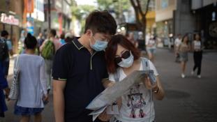 Tombol a MERS-járvány Koreában