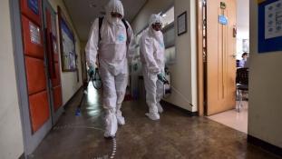 Már 11-en haltak meg Dél-Koreában a halálos kórtól