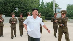Kim Dzsong Un újra tisztogat
