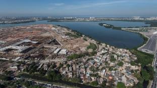 Vila Autodromo: folytatódnak az ötkarikás kilakoltatások