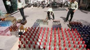 Gombamód szaporodnak az alkoholelvonók Iránban