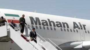 Irán nem kockáztatja repülőgépei lefoglalását