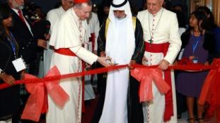 Új katolikus templomot szenteltek az Emírségekben