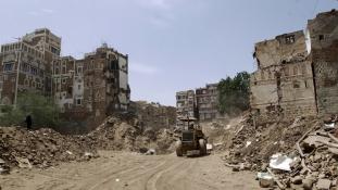 Gyerekek százai haltak meg a jemeni konfliktusban