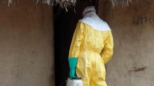 Visszatért és újra gyilkol az ebola