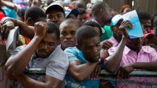 Dominika közel kétszázezer Haiti polgárt készül kitoloncolni