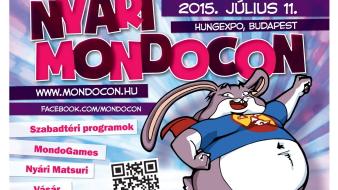Budapesti ázsiai fesztivál: a Nyári MondoCon