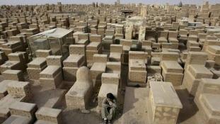 Van akciós sírhely? Halálbiznisz Irakban