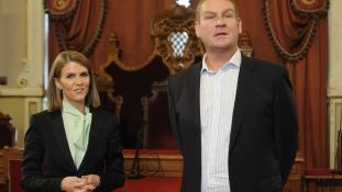 Szegedre látogatott az Egyesült Államok budapesti nagykövete
