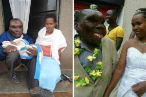 Godfrey-Baguma-wife-Kate-Namanda-Uganda-s-ugliest-man-449623-2