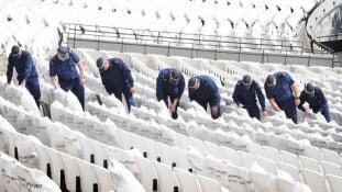 Kisebb sereget állíthatnak fel az olimpia védelmére