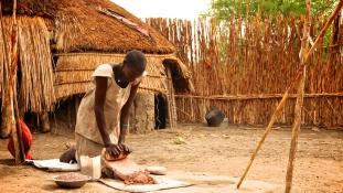 Lányokat erőszakolt meg és gyújtott fel a hadsereg Dél-Szudánban