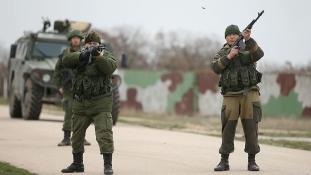 Több ezer orosz katona van már Ukrajnában