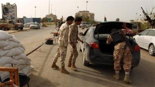 Az Iszlám Állam embere robbantotta fel magát Líbiában