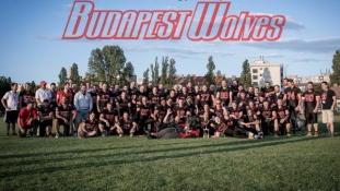 Budapest Wolves are the champion of American football in Hungary