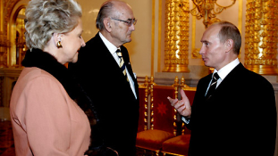 Visszatér a cári dinasztia Oroszországba