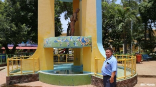 A legamerikaibb salvadori város, ahol szobra van az első kivándorlónak