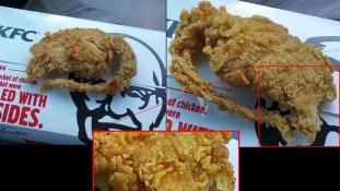 Nem patkány volt – bocsánatkérést vár a KFC