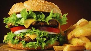 Amíg nem támad a hamburger, a  bevándorlók tovább élnek
