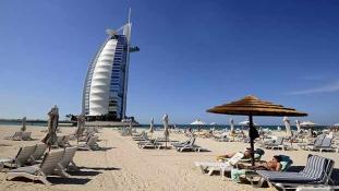 Sziget, csak nőknek Dubajban