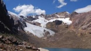 Hová tűnnek el  a gleccserek Peruból