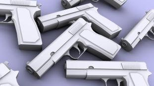 Kiskorúak fegyverrel Amerikában