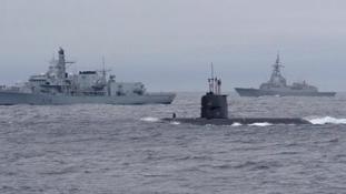 Egyiptom és Oroszország közösen hadgyakorlatozik a Földközi-tengeren