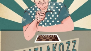 The world pulling for a 87-year-old Hungarian lady