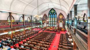Elfogták az amerikai templomi lövöldözőt