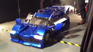 Készül az igazi Transformer Tokióban