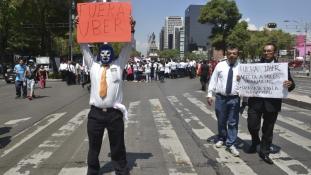 Harmadik típusú taxisblokádok: győzött az Uber Mexikóban