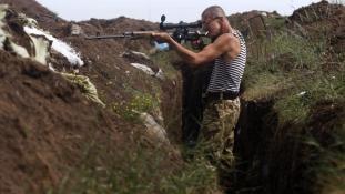 Szlovákok is harcolnak a szakadárok oldalán