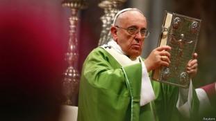 Ferenc pápa: az atombombával mindenki veszített