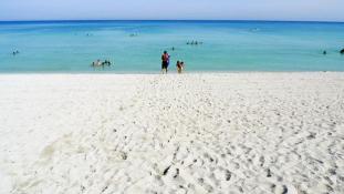 Hogyan nyaralnak a kubaiak: ott is irány a tenger