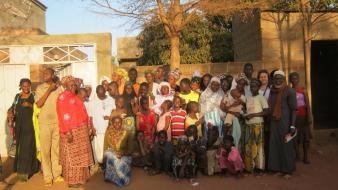 Segítsen Ön is a bamakói sérült gyermekeknek!