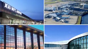 Miért a  dél-koreai repterek a legjobbak ?