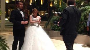 2 millió dolláros álomesküvőn akadt ki a Palesztin Hatóság