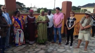 Magyar kórház alapkövét tették le Ugandában